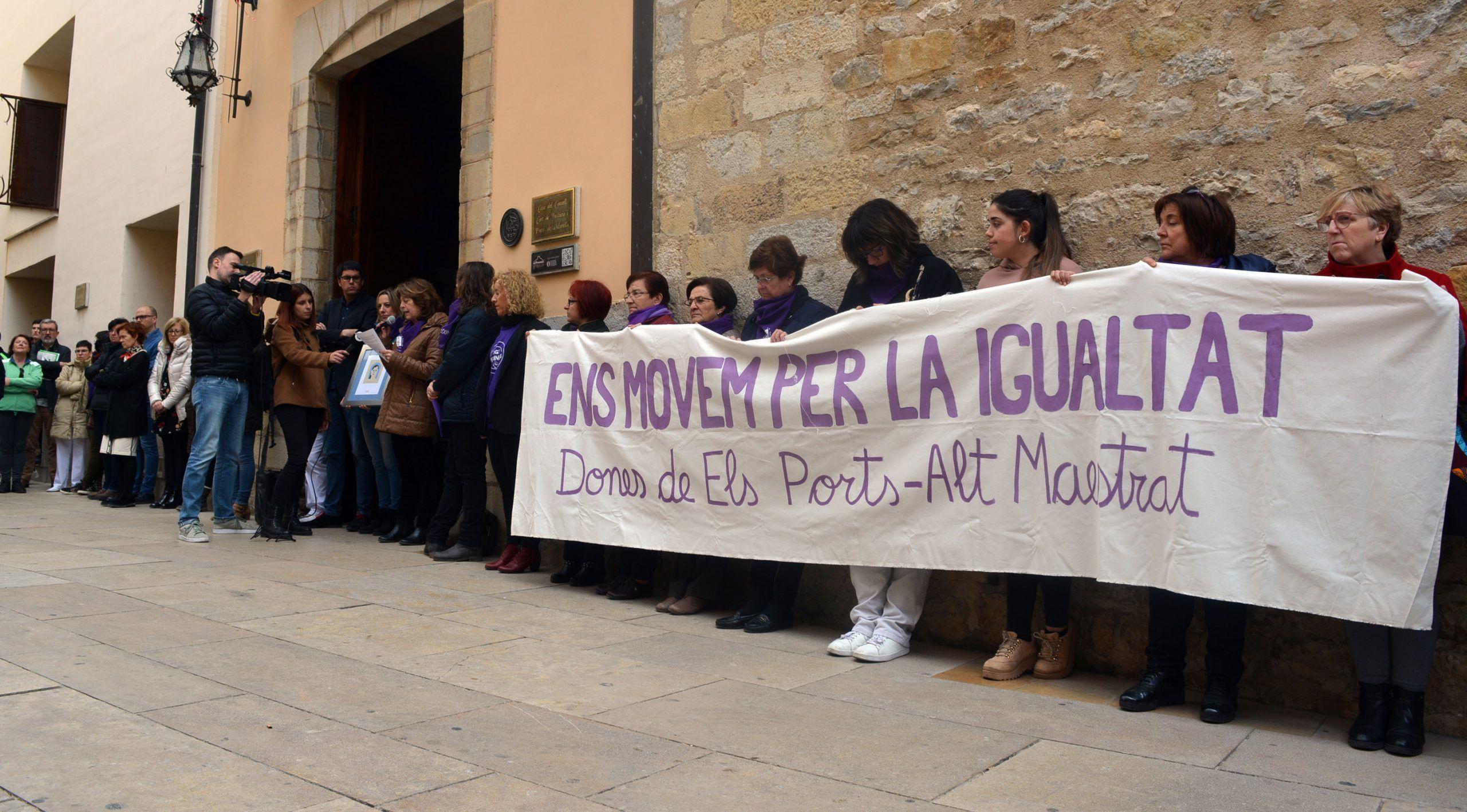 Morella organitza activitats que reivindiquen la igualtat durant tot el mes de març