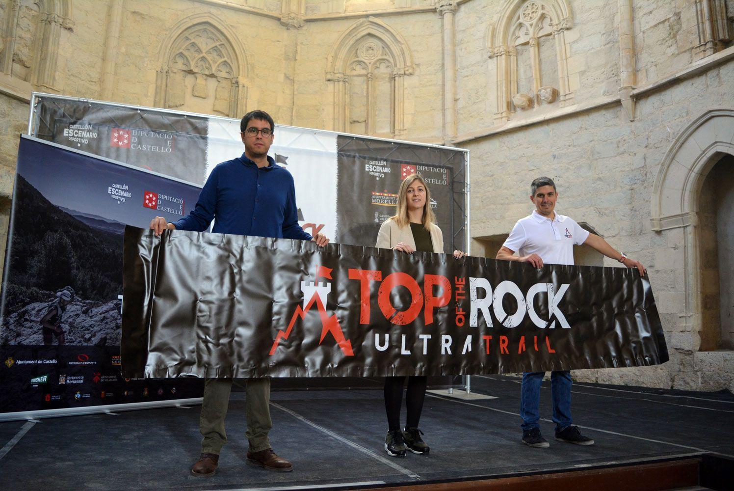 La Top of the Rock finalitzarà el diumenge a Morella