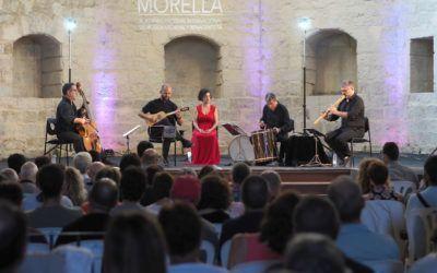 Early Music Morella presenta la su IX edición
