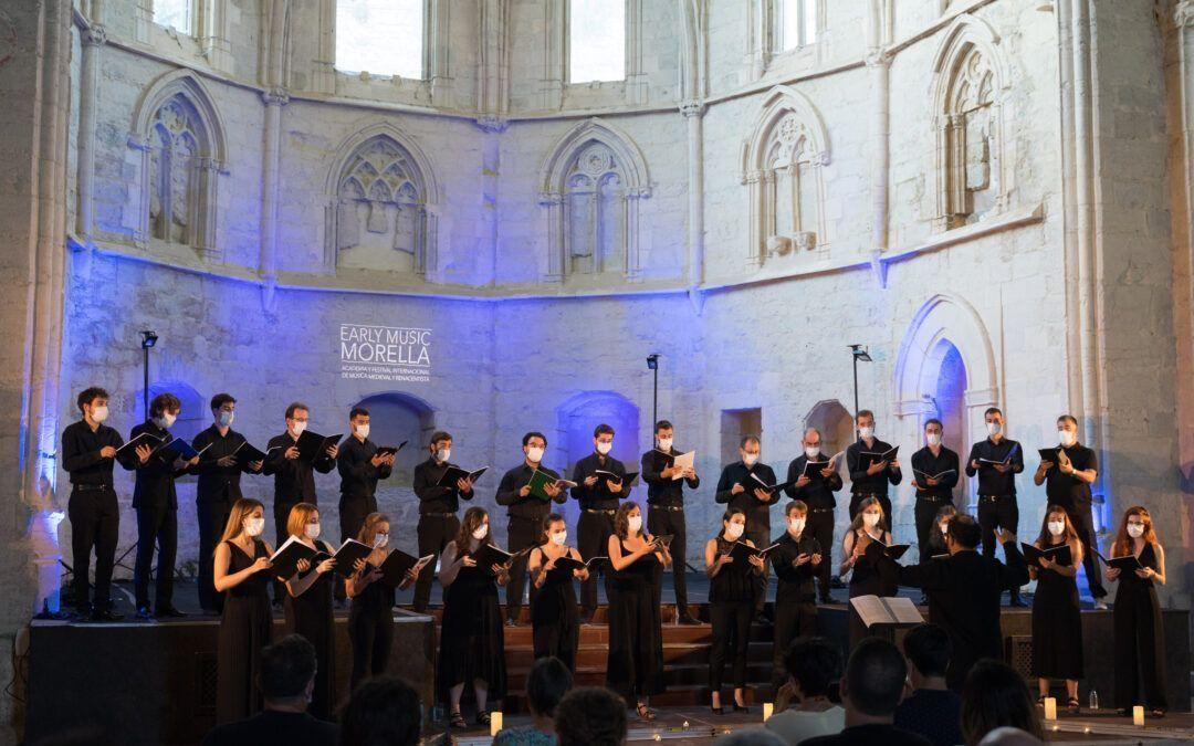 Éxito de la novena edición del Early Music Morella