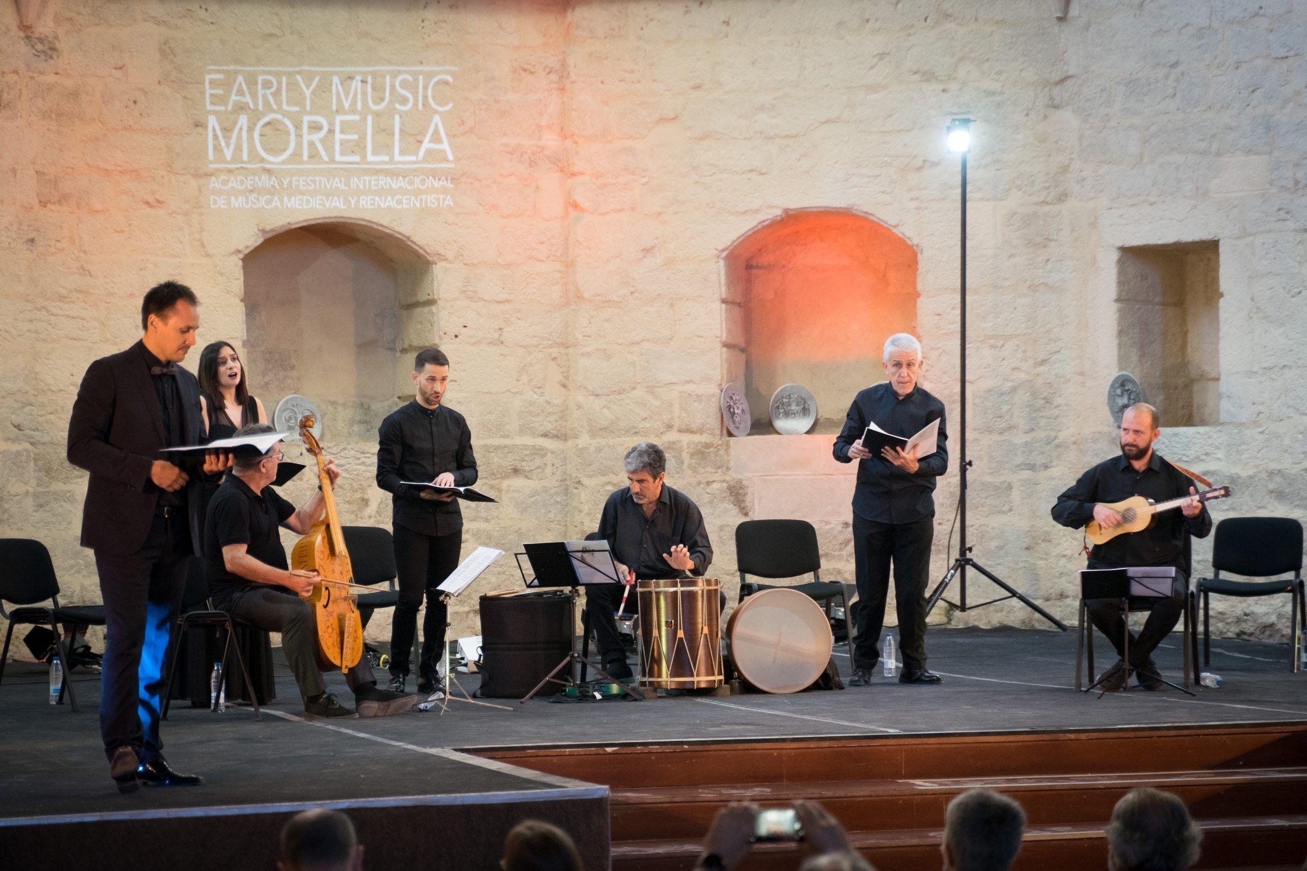 Early Music Morella ofrecerá actividades este puente de diciembre