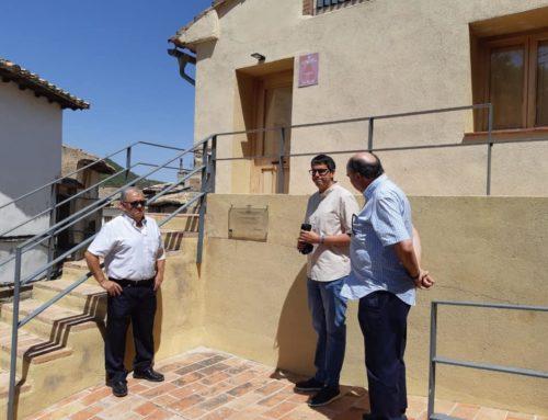 Ortells commemora els 25 anys de l'incendi a la població