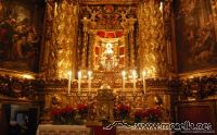 Réplica de la Mare de Déu a la Basílica