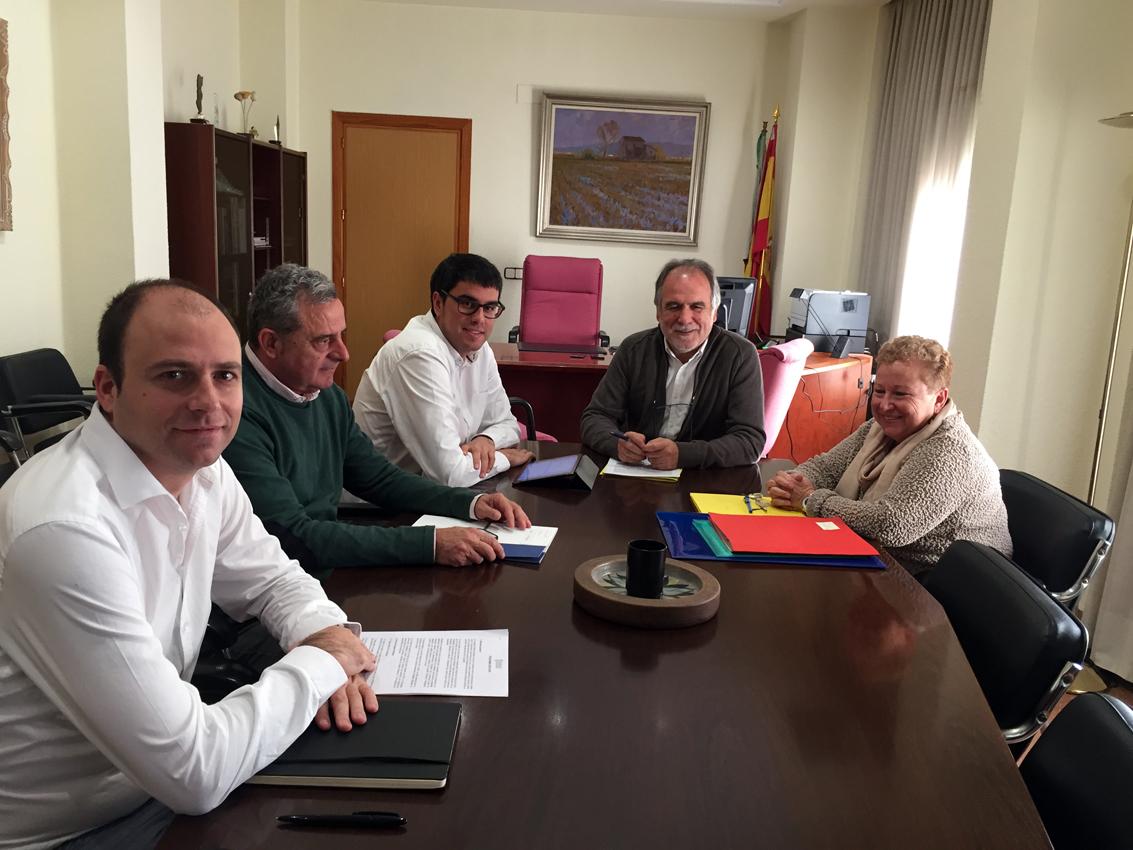 Morella s adherir al programa edificant per a millorar el for Oficina de treball renovacio