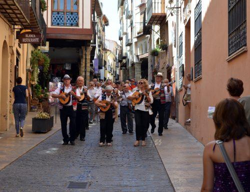 Els Gaiteros i la Rondalla signen els convenis de col•laboració amb l'ajuntament de Morella