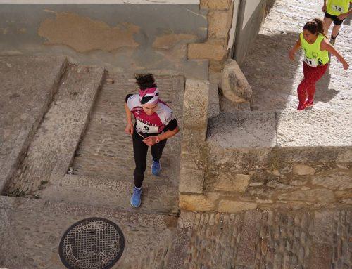 Èxit de la V Pujada vertical al Castell de Morella
