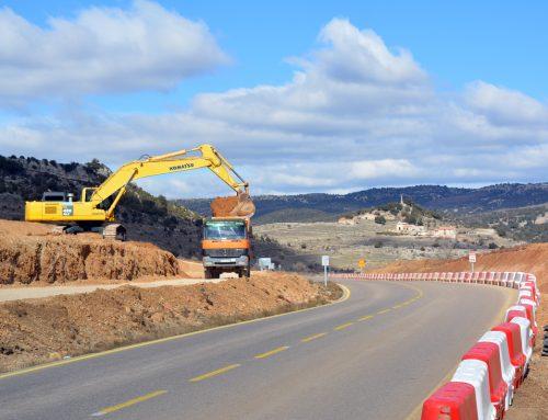 El ayuntamiento de Morella y Técnicos de Fomento se reúnen por las obras de la N-232