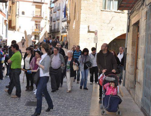 Morella compta amb una programació intensa per a les vacances de Pasqua