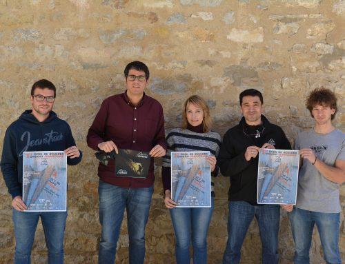 Es presenta el primer Open Boulder Urbà Jeanstrack-Morella