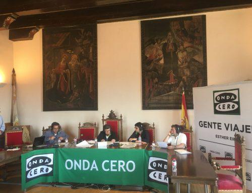El programa Gente Viajera d'Onda Cero, des de Morella