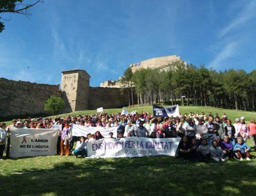 Éxito del XIX Encuentro de Grupos de Mujeres dels Ports y Alt Maestrat en Morella