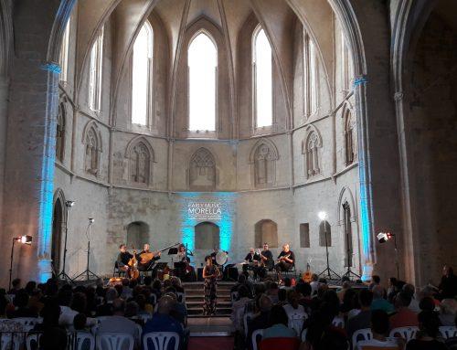 El concert Arrels engega l'Early Music Morella