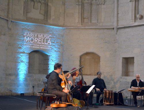 Los conciertos del Early Music Morella devuelven a la ciudad a la época medieval