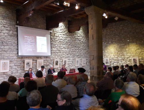 Morella presenta el llibre sobre el V Sexenni basat en els textos de Carlos Gazulla de Ursino