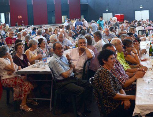 Morella celebra el dia de la Gent Gran