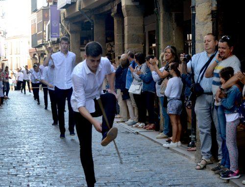 Els Torneros del 54 Sexenni entren a Morella