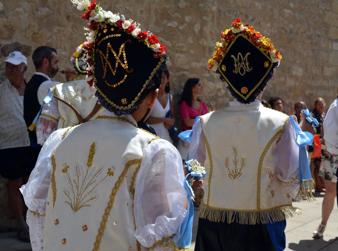 Dansa dels Llauradors del 54 Sexenni de Morella