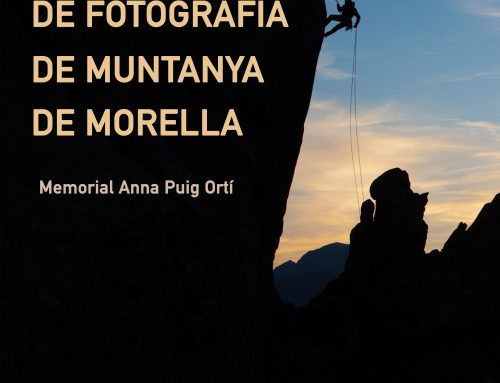 Bases del II concurs de fotografia de muntanya de Morella