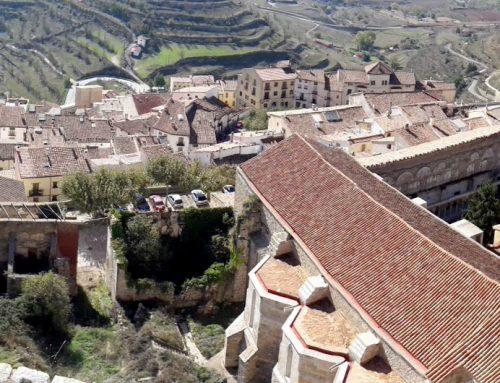 Liciten les actuacions arqueològiques del futur Parador de Turisme de Morella