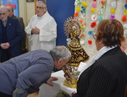 Els actes oficials del Sexenni encaren la seua recta final amb la visita als malalts de la Mare de Déu de Vallivana