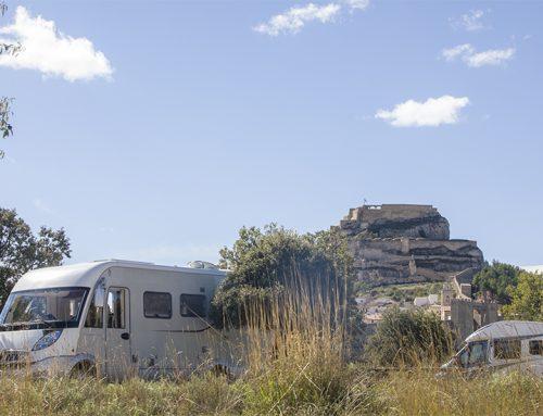 Augmenta en un 25% el número de visitants a la zona d'autocaravanes de Morella