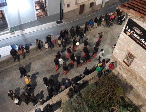 250 demonios invaden Morella