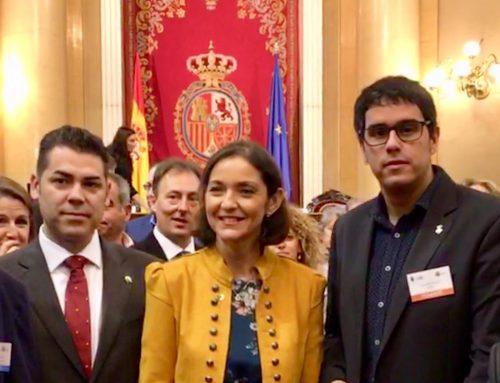 Morella participa en las II jornadas de Los Pueblos Más Bonitos de España en el Senado