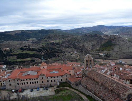 La Diputació de Castelló i l'ajuntament de Morella signen la cessió del Colomer Zurita