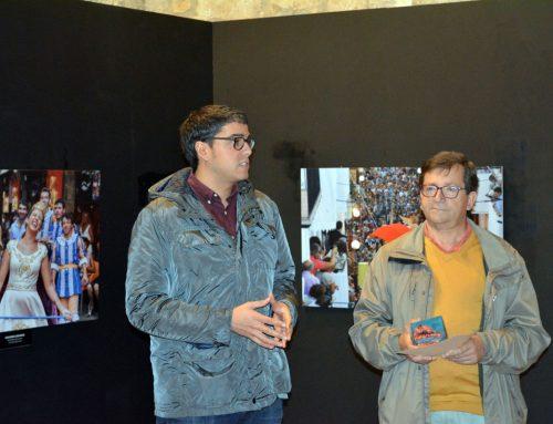 Morella inaugura l'exposició de fotos del 54 Sexenni