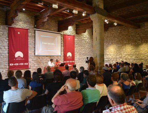 Torna el cicle de Cita a Morella amb Julià Guillamon