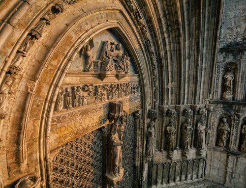 Jornada sobre la restauració de la Porta dels Apòstols a Morella