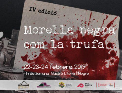 Morella, preparada per al seu festival de novel•la negra