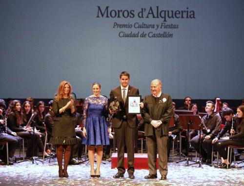 El Sexenni de Morella recull el premi Moros d'Alqueria Cultura i Festes Ciutat de Castelló 2019