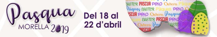 Pasqua 2019 Morella