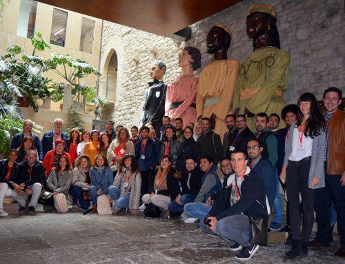 Morella acull la XIII Escola de Joventut crush sindical d'UGT