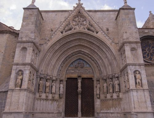 El IVCR+i rep una menció especial d'Europa Nostra a la investigació prèvia a la restauració de la Porta dels Apòstols de la Basílica de Morella