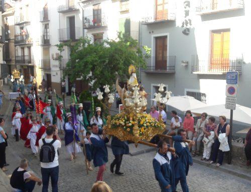 Morella ha celebrat la 661 edició del Corpus Christi