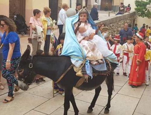 Morella comença el cap de setmana del Corpus Christi amb La Degolla