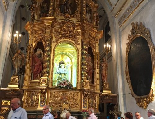 Morella celebra el día de la Virgen de Vallivana