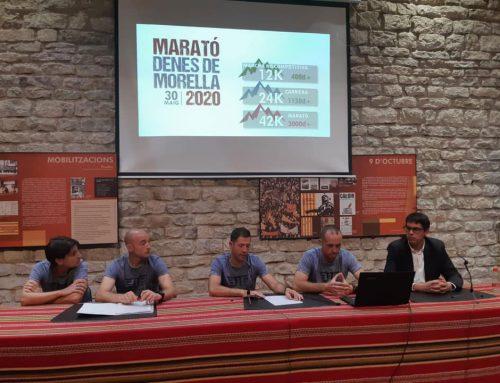 Presenten la Marató Denes de Morella