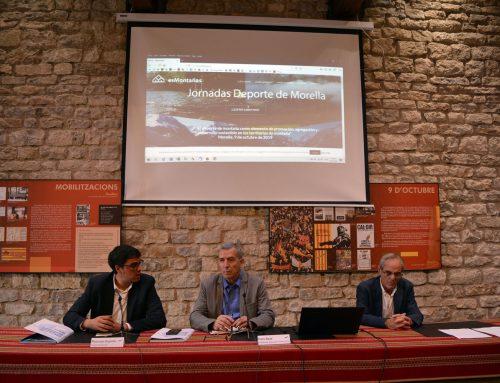 Morella celebra unes jornades sobre l'esport de muntanya