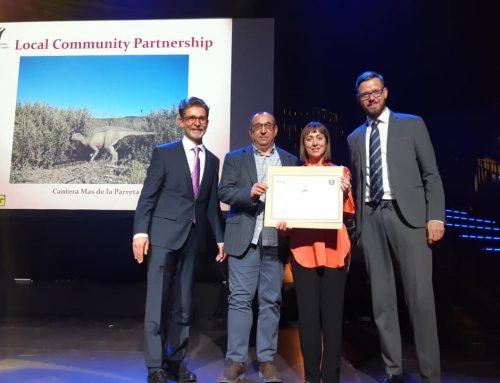 Menció Especial europea a l'empresa Arcillas Vega del Moll al desenvolupament sostenible
