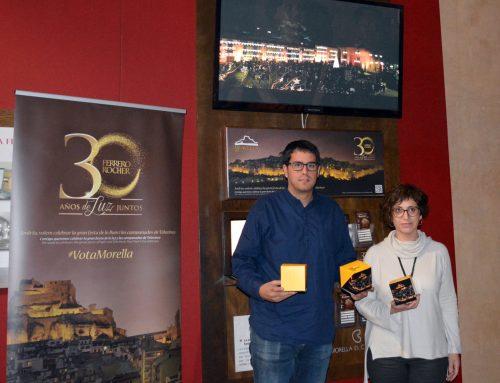 La vuitena edició de Regala Morella s'inspira en Ferrero Rocher