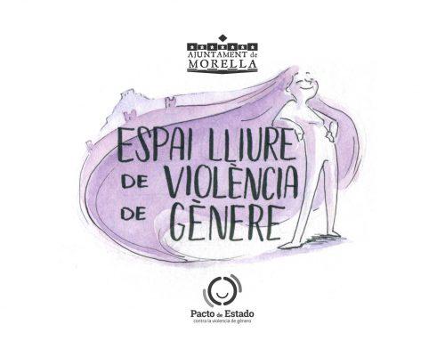Morella inicia la campaña Por los buenos tratos