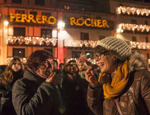Comerços, restaurants i hotels de Morella se sumen a la campanya de Ferrero Rocher