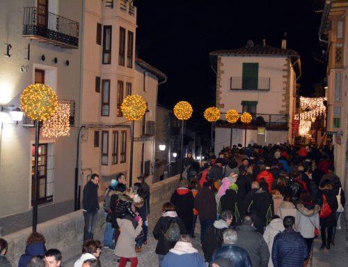 Morella engega les llums de Nadal aquesta nit amb una gran festa