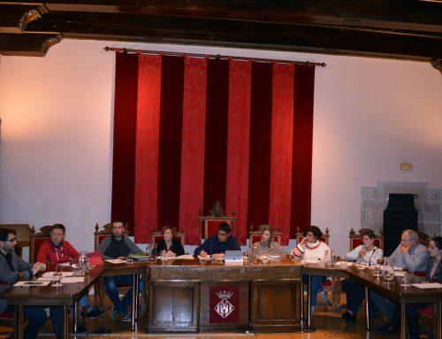 Morella aprova el pressupost de 5.472.976,25 euros per a l'any 2020
