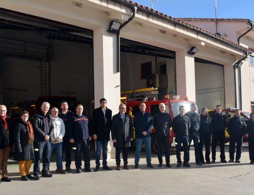 El President de la Diputació visita Morella