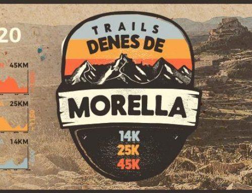 La nova prueba de montaña Trails Denes de Morella abre las inscripciones