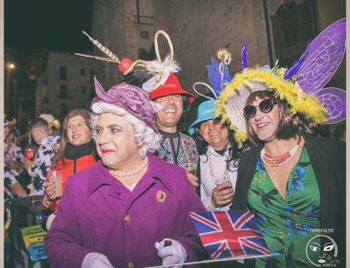 Morella está preparada para el Carnaval 2020